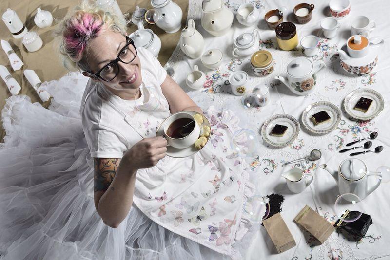 Sara Carenzi in arte Cenerentola