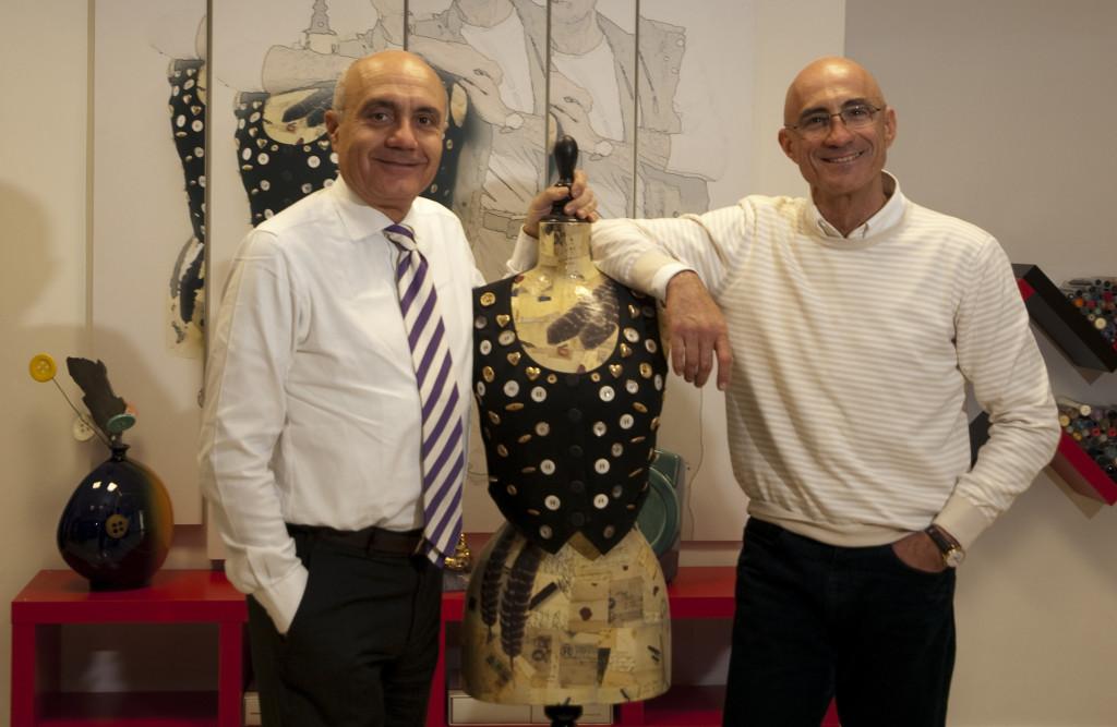 Mario e Elio Bonfanti